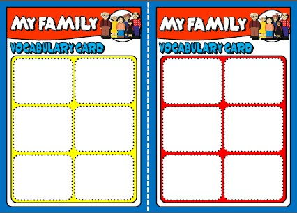 family - board game