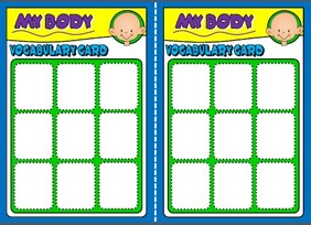 body - board game