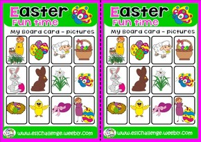 #Easter board game