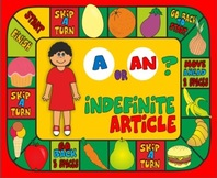 Indefinite article ppt game