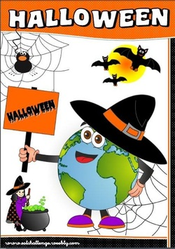HALLOWEEN RESOURCES - PRINTABLES AND PPT GAMES