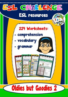 OLDIES BUT GOODIES - WORKSHEETS
