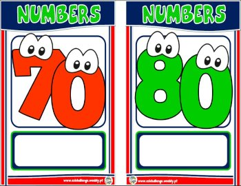 Cardinal numbers matching game