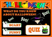 Halloween powerpoint quiz