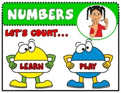 Cardinal numbers ppt game