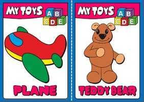 toys - flashcards