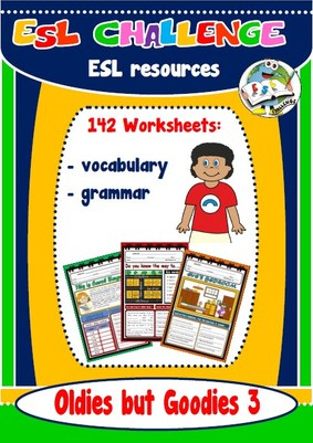 OLDIES BUT GOODIES 3 - WORKSHEETS