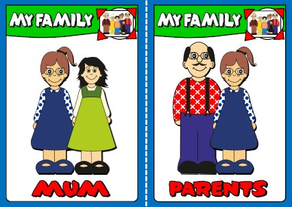 family - flashcards
