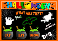 Halloween powerpoint game